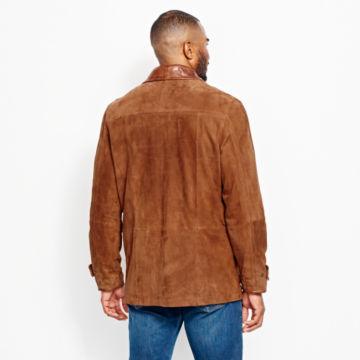 Riverton Leather Jacket - COGNAC image number 3
