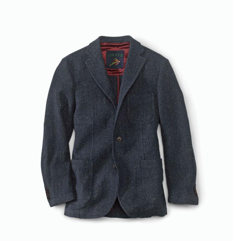 Men's Vintage Clothing | Retro Clothing for Men Highland Tweed Casual Jacket $398.00 AT vintagedancer.com