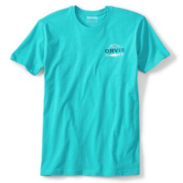 American Salt Short-Sleeved T-Shirt - BLUE image number 1