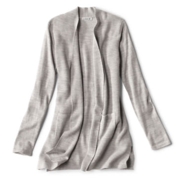 Signature Merino Cardigan Sweater -  image number 0