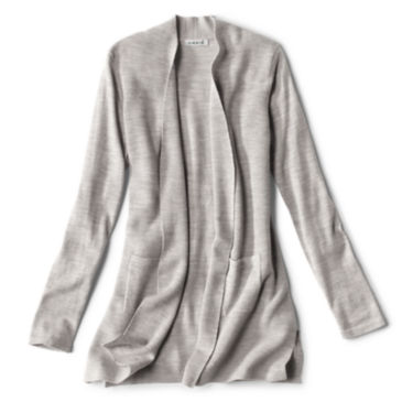 Signature Merino Cardigan Sweater -