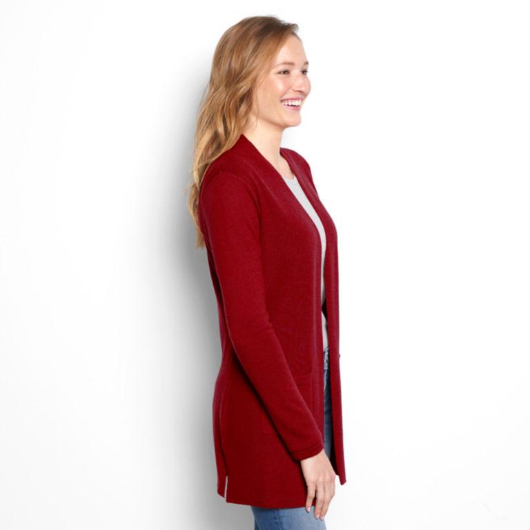 Signature Merino Cardigan Sweater -  image number 2