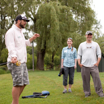 1-Day Advanced Fly-Casting School - Manchester, Vermont -
