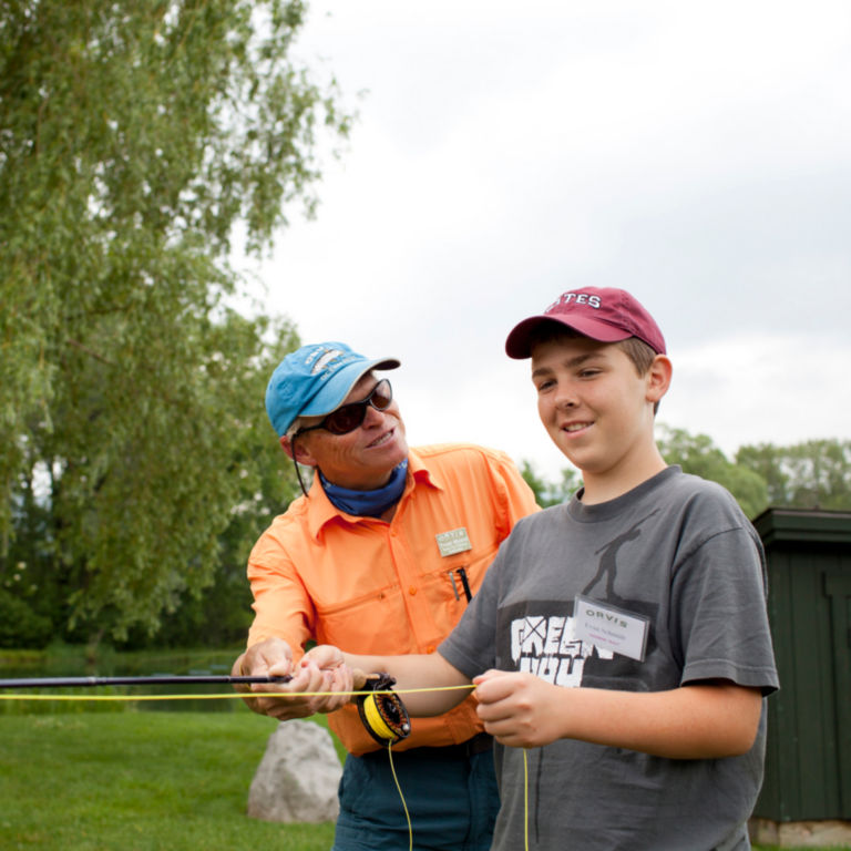 2-Day Parent-Child Fly-Fishing School, Manchester, Vermont -  image number 2