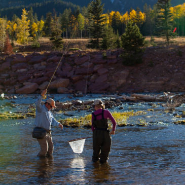 Complete Trout School at Falcon's Ledge, Utah -