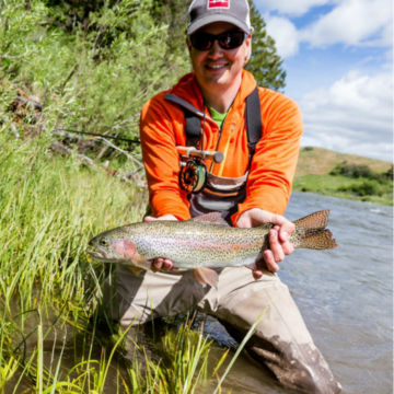 Complete Trout School at Madison Valley Ranch, Montana -  image number 2
