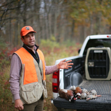 Complete Upland Hunting School at Orvis Sandanona, New York / 1-Day School -  image number 1