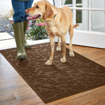 Oak Leaf Recycled Water Trapper® Mat -  image number 0