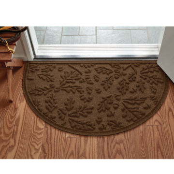 Oak Leaf Recycled Water Trapper® Mat -  image number 2