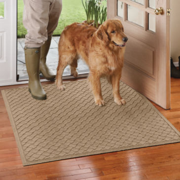 Basketweave Recycled Water Trapper® Mat -