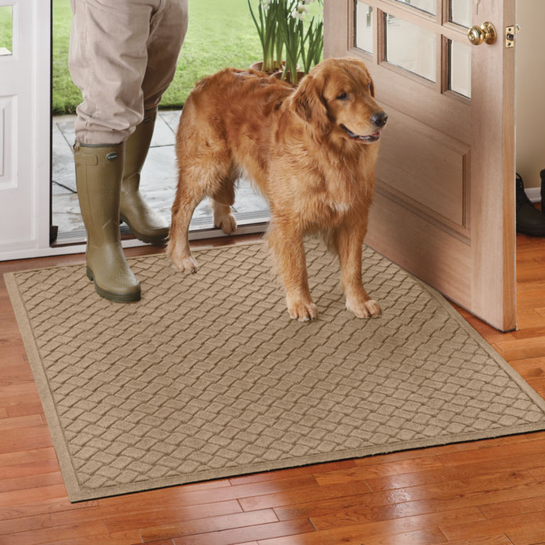 Basketweave Recycled Water Trapper® Mat -  image number 0