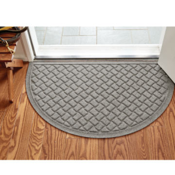 Basketweave Recycled Water Trapper® Mat -  image number 2