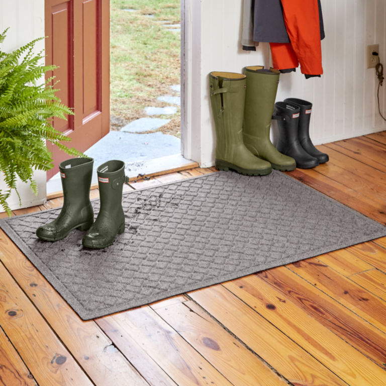 Basketweave Recycled Water Trapper® Mat -  image number 3