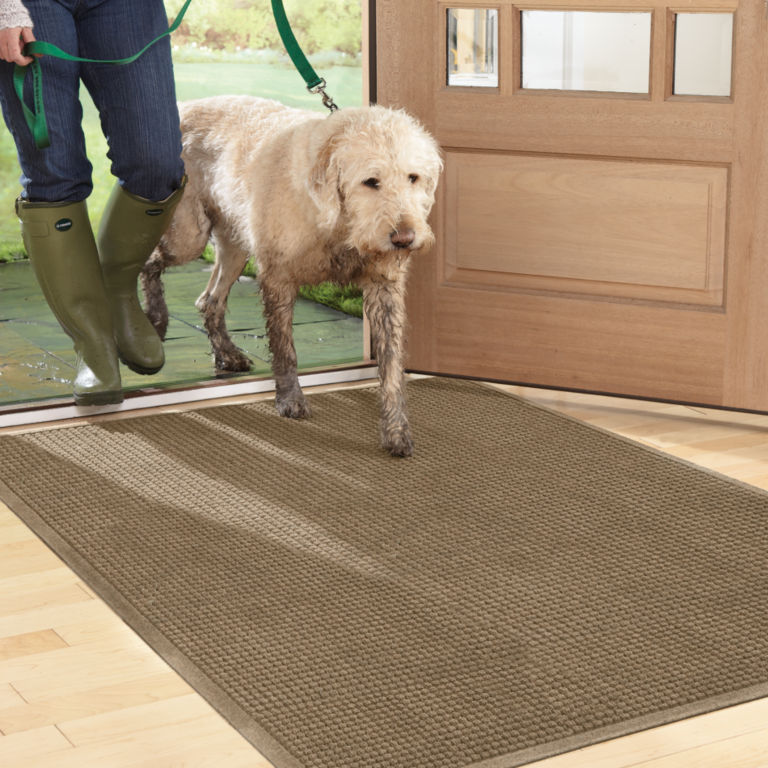Grid Recycled Water Trapper® Mat -  image number 1
