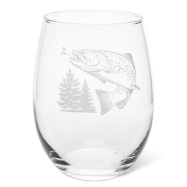 Jumping Trout Glasses -