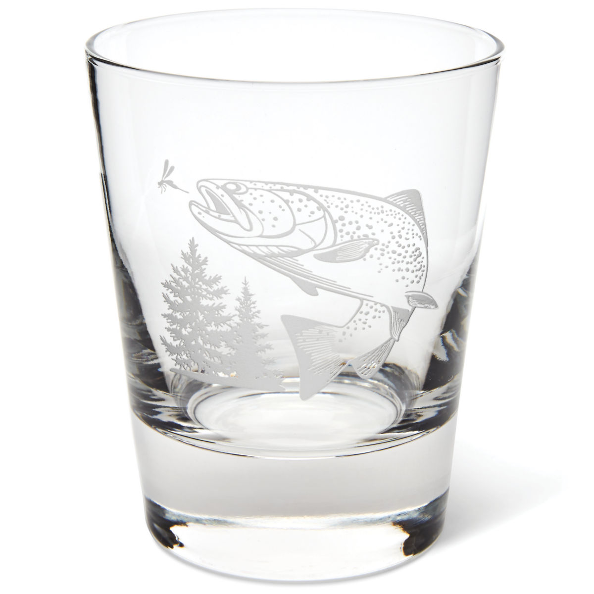 Jumping Trout Glasses - image number 0