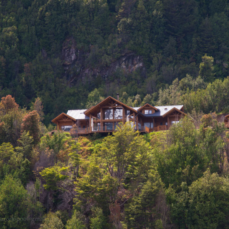 Chimalfe Patagonia Lodge -  image number 2