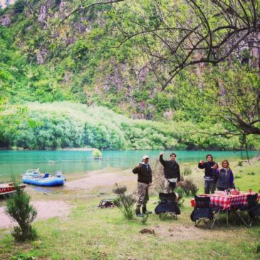 Orvis Week at Chimalfe Patagonia Lodge -