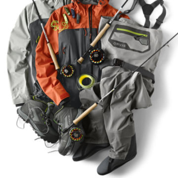 Men's Ultralight Wading Jacket -  image number 2