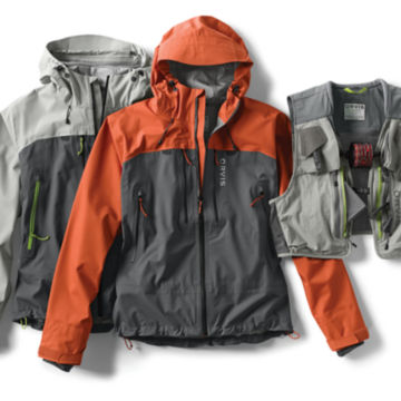 Men's Ultralight Wading Jacket -  image number 1