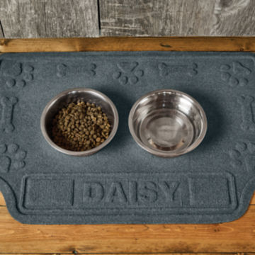 Paws and Bones Recycled Water Trapper®  Placemat -  image number 0
