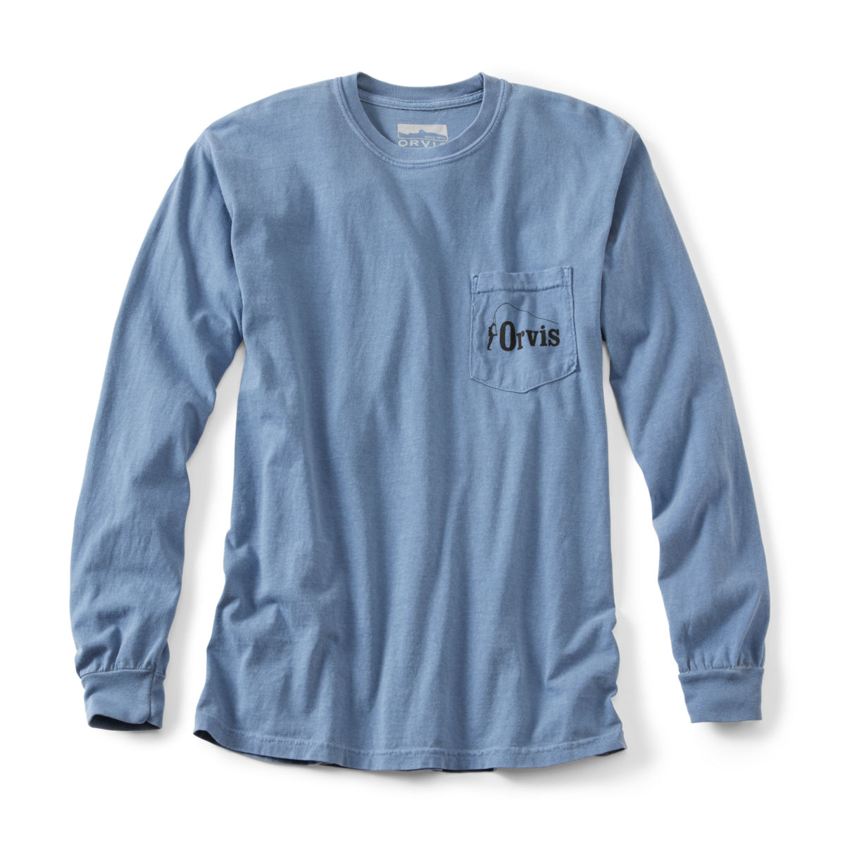 Endless Skyline Long-Sleeved Pocket T-Shirt - image number 0