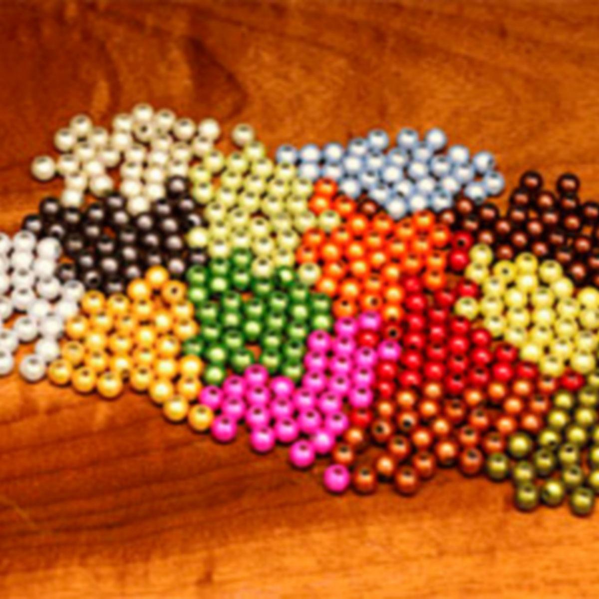 3D Streamer Beads - image number 0