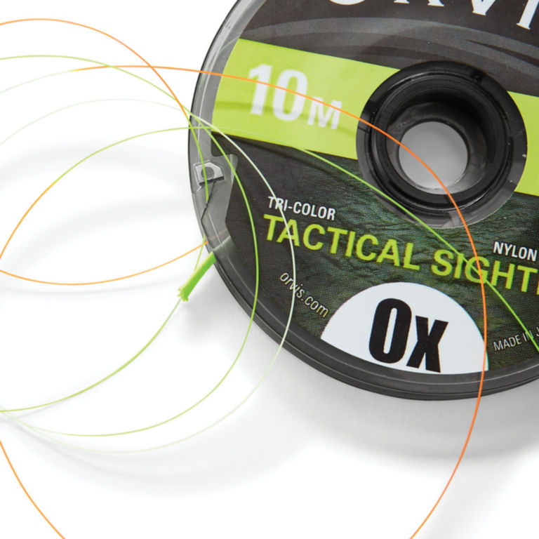 Tactical Sighter Tippet -  image number 1