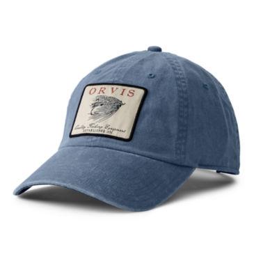 Vintage Salmon Fly Twill Cap -