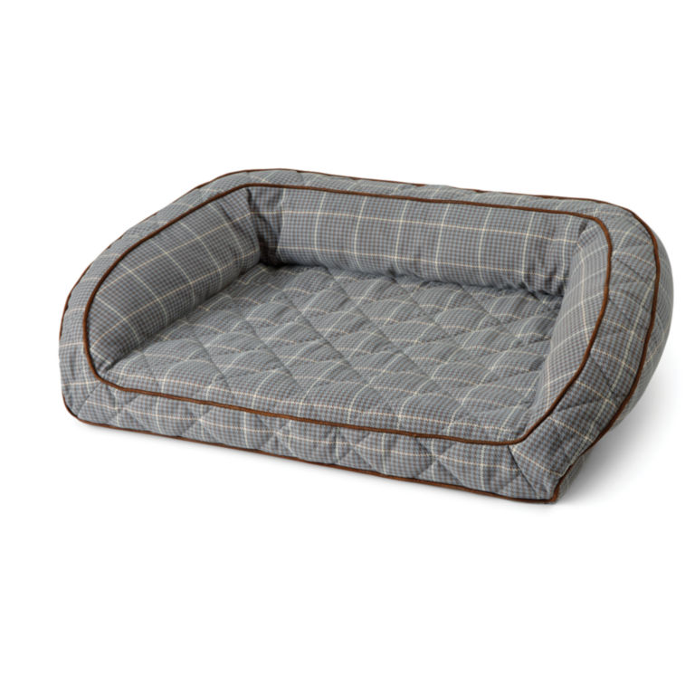Orvis AirFoam Bolster Dog Bed -  image number 1