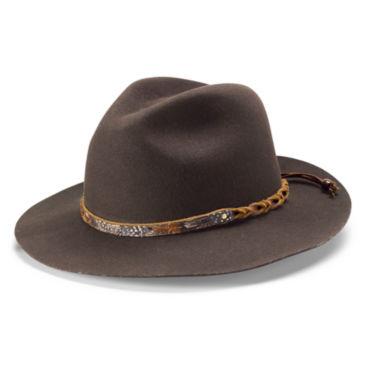 Lone Peak Rancher Felt Hat -