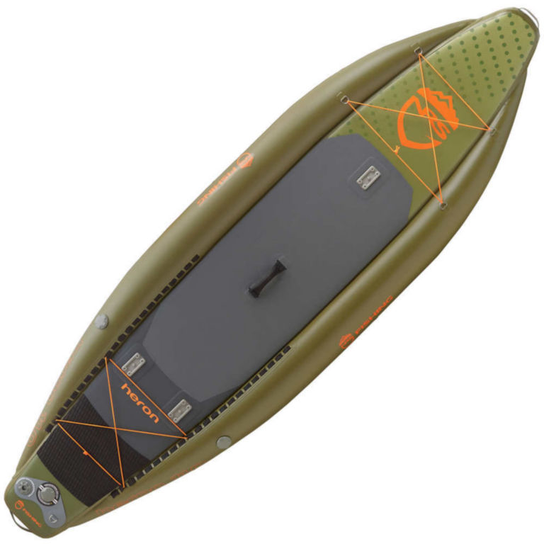 Heron Fishing Inflatable SUP -  image number 0