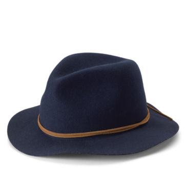 Saddle Ridge Packable Felt Hat -