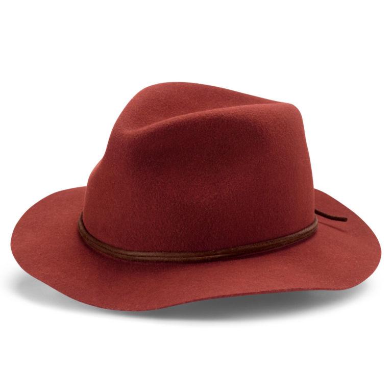 Saddle Ridge Packable Felt Hat -  image number 0