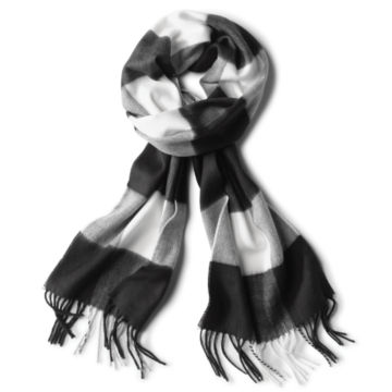 Exploded Buffalo Check Scarf -  image number 0