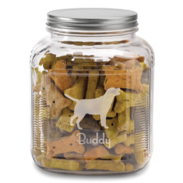 Personalized Dog Breed Treat Jar -  image number 1
