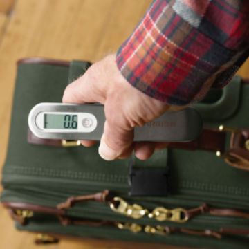 Digital Luggage Scale -  image number 1