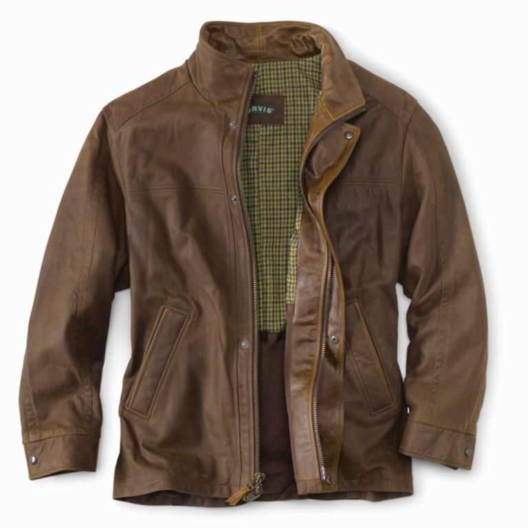 Denver II Leather Jacket -  image number 1