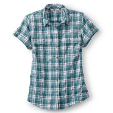 Women's Rainy Bridge Short-Sleeved Tech Shirt -