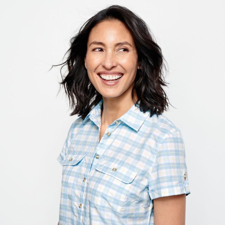 Women's Rainy Bridge Short-Sleeved Tech Shirt -  image number 3