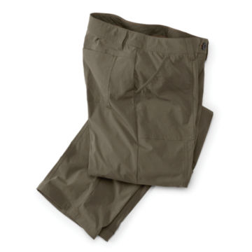 Women's Guide Convertible Pants - MOSS BROWN image number 1