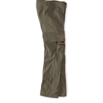 Women's Guide Convertible Pants - MOSS BROWN image number 0