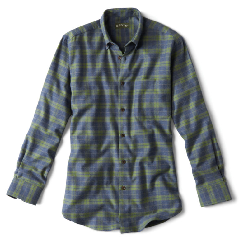 Lodge Flannel Long-Sleeved Shirt - Regular -  image number 0