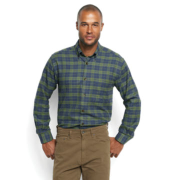 Lodge Flannel Long-Sleeved Shirt - Regular -  image number 1