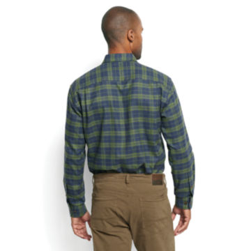 Lodge Flannel Long-Sleeved Shirt - Regular -  image number 3