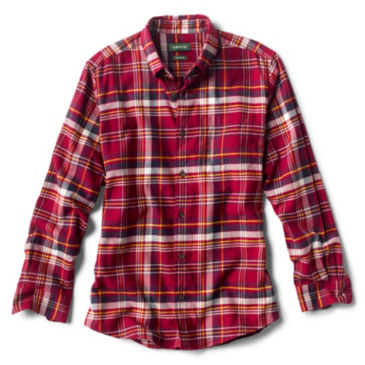 Lodge Flannel Long-Sleeved Shirt -