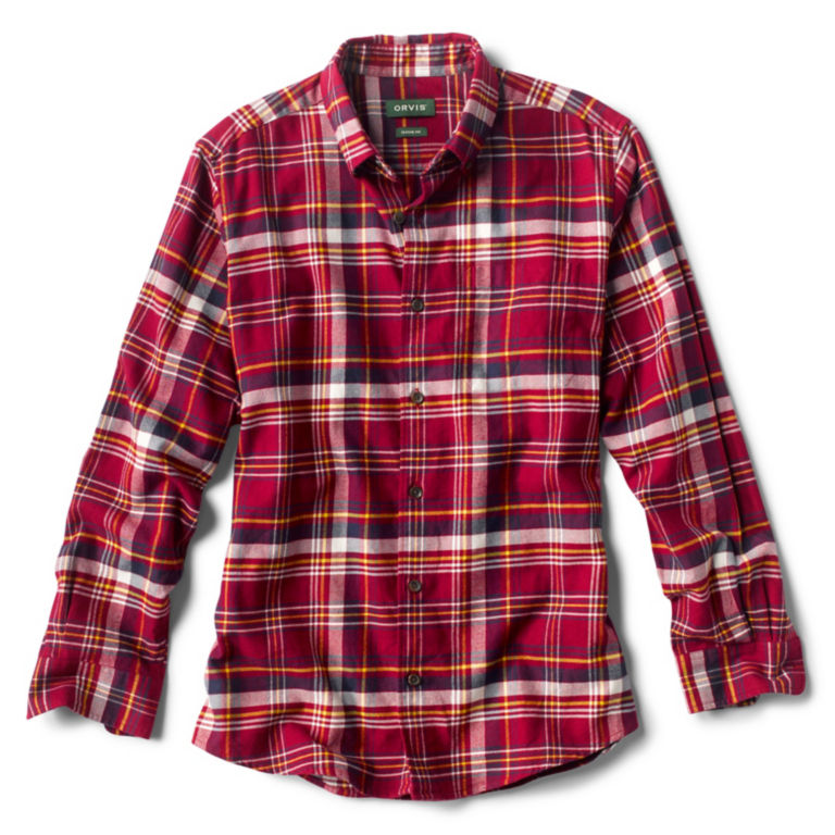 Lodge Flannel Long-Sleeved Shirt -  image number 0