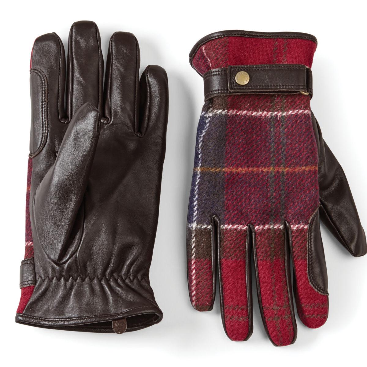 Barbour®  Newbrough Tartan Gloves - image number 0