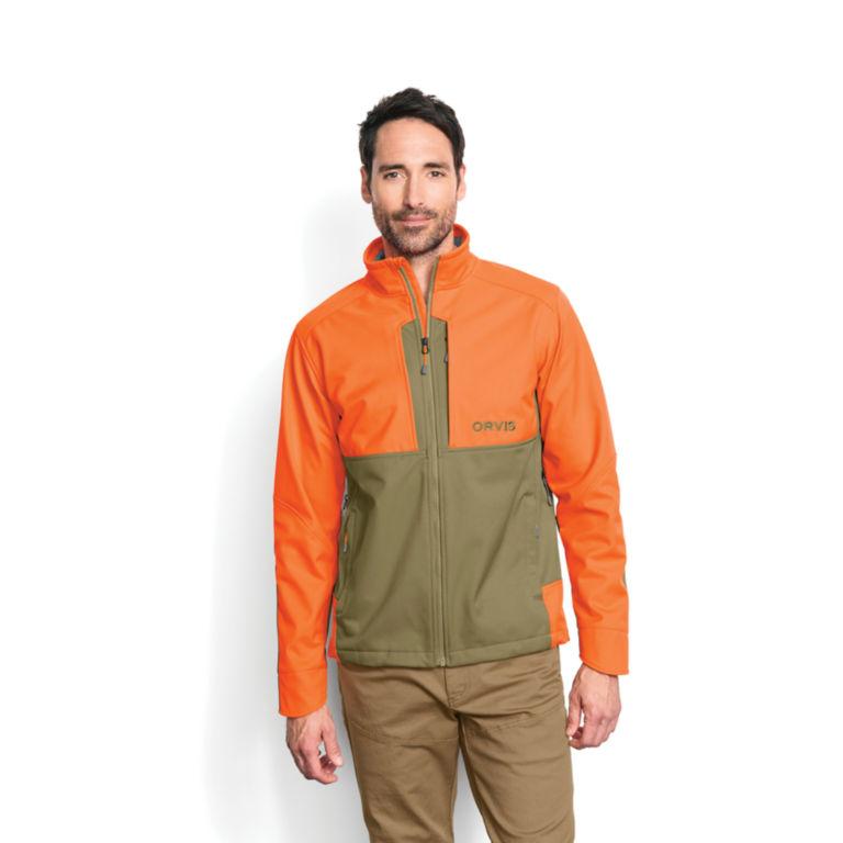 Upland Hunting Softshell Jacket -  image number 1