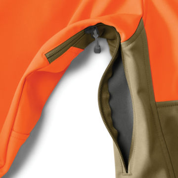 Upland Hunting Softshell Jacket - image number 5